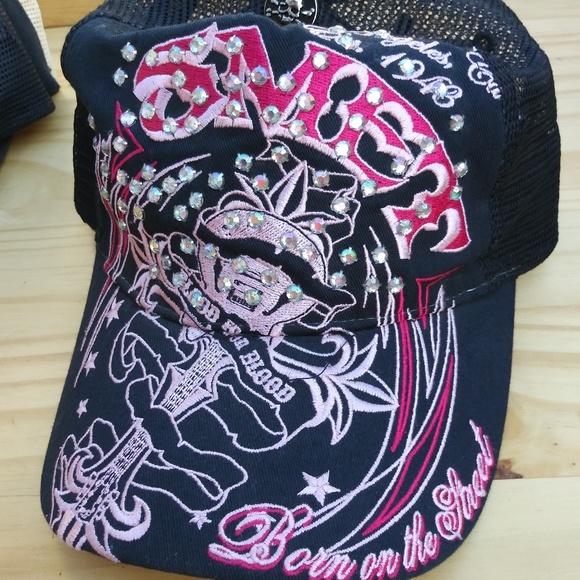 2f570829802 Christian Audigier Accessories - SMET by christian audigier trucker hat